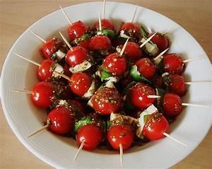 Tomate Mozzarella Rezept : tomate mozzarella sticks rezept mit bild von dawomb ~ Lizthompson.info Haus und Dekorationen