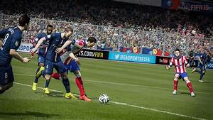 New FIFA 15 Details And Impressive Looking 1080p PS4/Xbox ...
