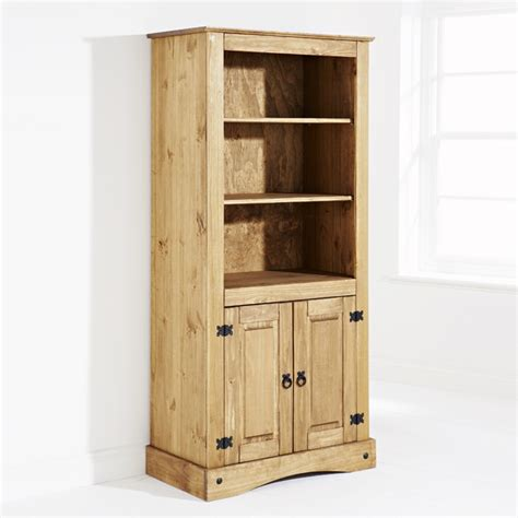 Bookcases With Sliding Glass Doors Bookcases Pine Knotty Pine Bookcase English Pine Bookcases Interior Designs Nanobuffet Com