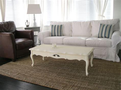 White Slipcovered Sofa For Nice Living Room  Homesfeed. Craft Art. Harbor Gray Benjamin Moore. Walk In Pantry Ideas. Mini Bar Ideas. Shower Makeover. American Furniture Warehouse Bar Stools. Under Desk File Cabinet. Small Bathroom Shower Ideas