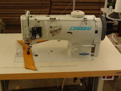 Consew Single Needle Lockstitch Sewing Machine