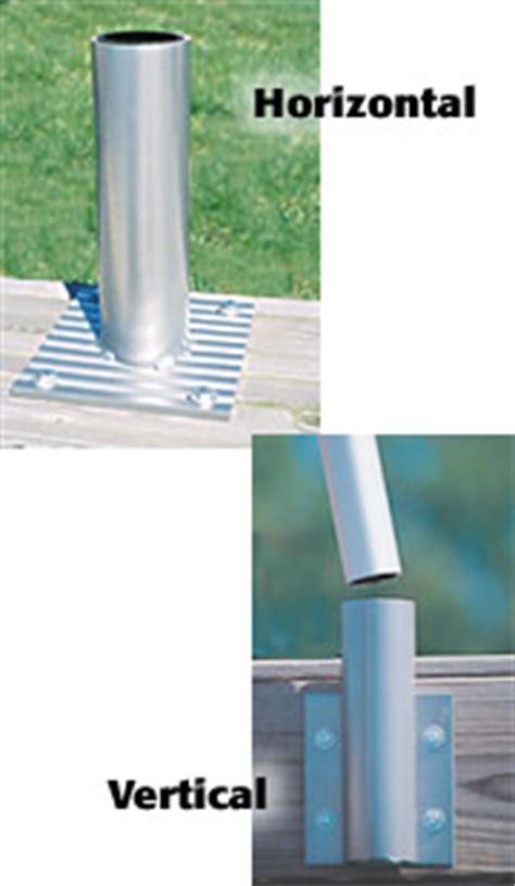 flagpoles  sunsetter telescoping flagpole