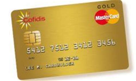 carte de cr 233 dit cofidis mastercard gold comparatif carte de credit be