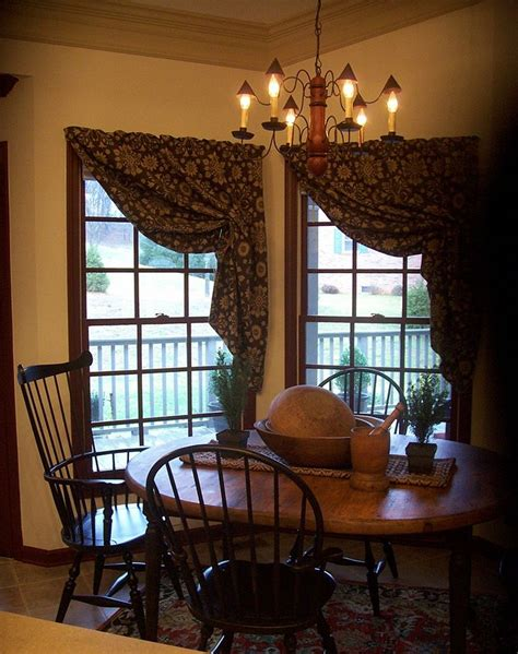 colonial curtains images  pinterest  home curtains  furniture