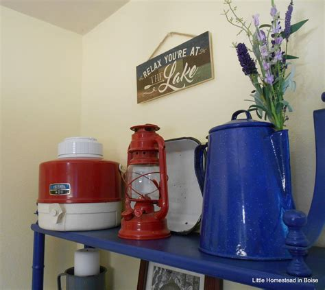 homestead  boise diy upcycled thrifted camping