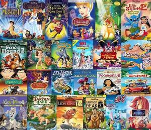 Disney Movies You Didnu002639t Know Had Sequels