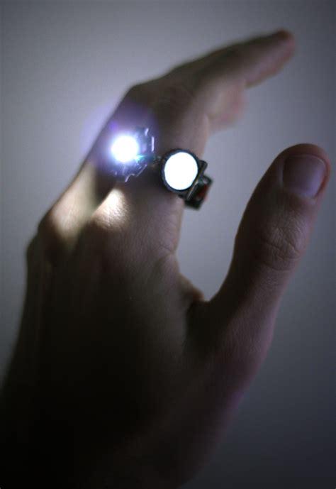 wearable led lights led wearable ring stephen lucas