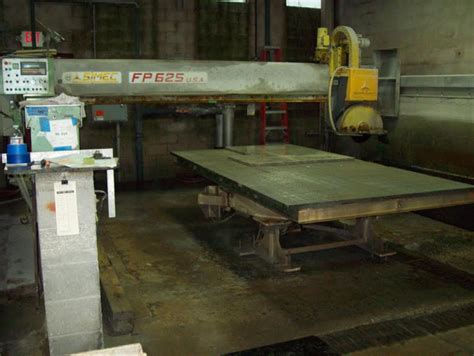 used machinery bridge saws new and used