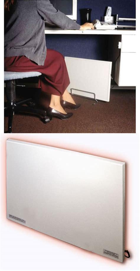 cozy legs  desk leg warmer radiant foot warmer