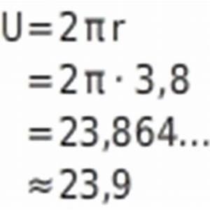 Näherungswert Berechnen : umfangsberechnung am kreis ~ Themetempest.com Abrechnung