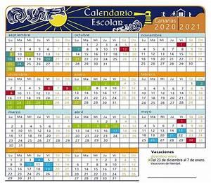 U26fa, Ufe0f, Calendario, Escolar, 2019, 2020, En, Islas, Canarias, U2600, Ufe0f