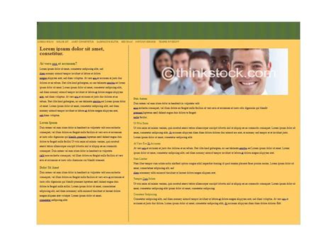 brochure templates ms word