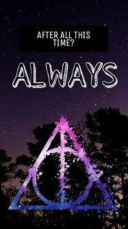AFTER ALL This time? Always | Harry potter art, Always ...
