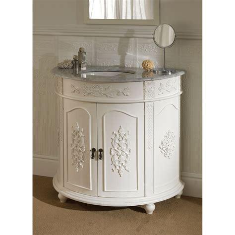 Antique Bathroom Vanity Units by Semi Circular Antique Vanity Unit