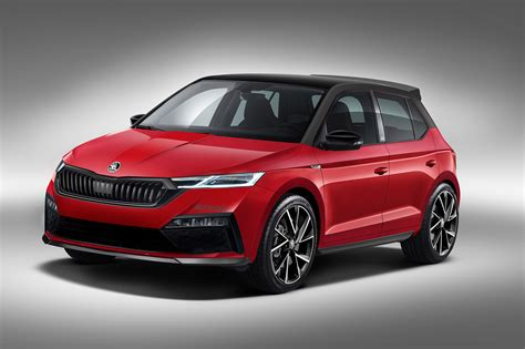 All-new Skoda Fabia due in 2021 with new platform ...