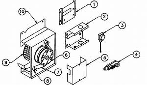 Williams 2203622 Wall Heater Parts
