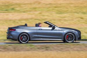 Explore the amg c 63 coupe, including specifications, key features, packages and more. 2021 Mercedes-AMG C63 Cabriolet Exterior Photos | CarBuzz