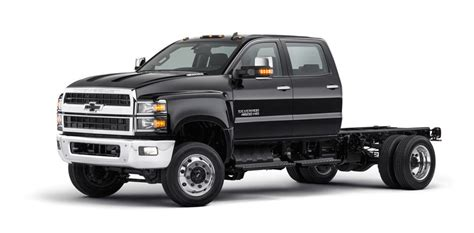 2019 Silverado Medium Duty Trucks To Be Built By Navistar