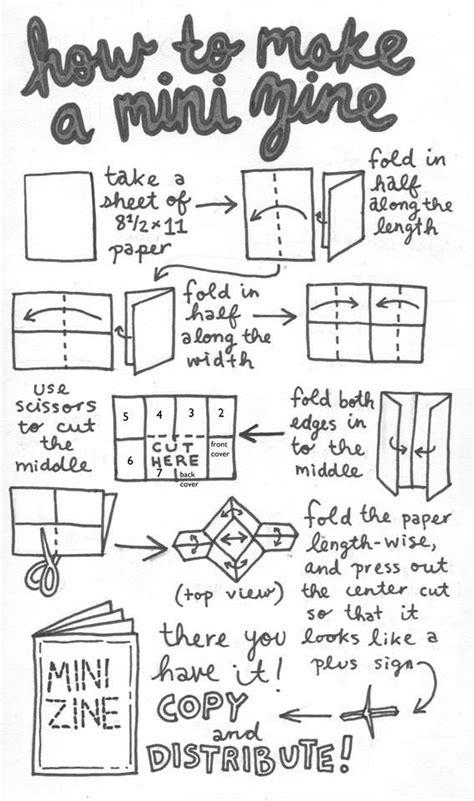 zine ideas images  pinterest artists book notebooks  graph design