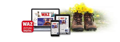 Für Sie Abo Service Hamburg by Waz Urlaubsservice Waz De Digital Angebot