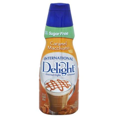 Add 2 teaspoons of mexican vanilla (more can be added for a deeper vanilla flavour.). International Delight Gourmet Coffee Creamer Sugar Free Caramel Macchiato (32 fl oz) - Instacart