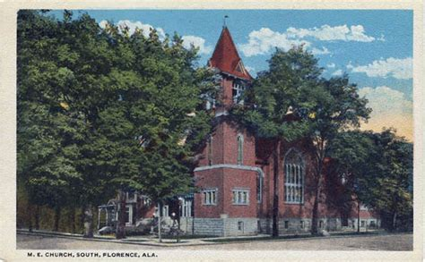 Penny Postcards From Lauderdale County, Alabama