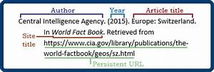 mla cite url With government documents apa
