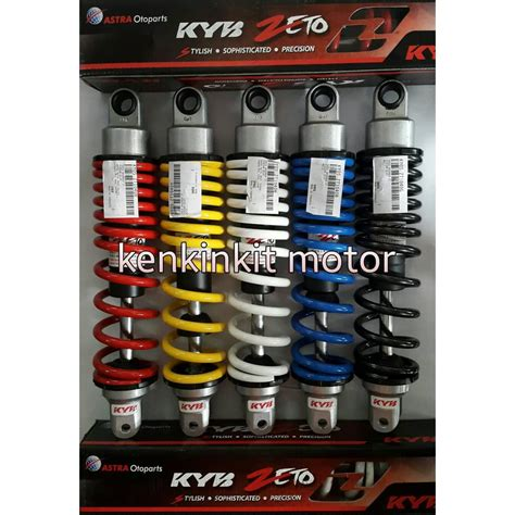 kayaba zeto 1040 series shockbreaker belakang for matik