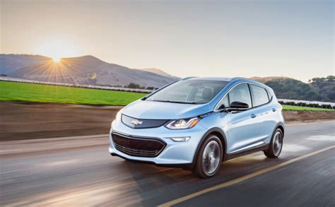 chevy bolt colors release date  price