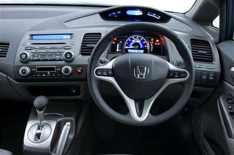 honda civic hybrid  car review honest john