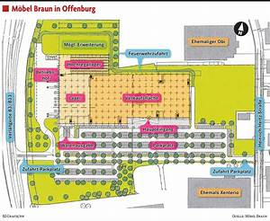 Möbel Braun Offenburg öffnungszeiten : baukonzept von m bel braun f r offenburg in der kritik offenburg badische zeitung ~ Orissabook.com Haus und Dekorationen