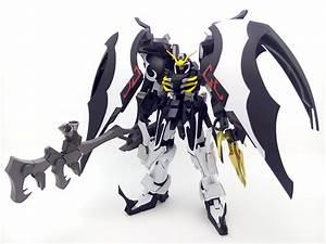 Gundam Deathscythe Hell Fantasy Ver  U5730 U72f1 U6b7b U795e U9ad8 U8fbef  Conversion