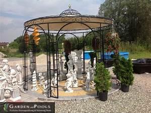 pavillon quothollandquot ausgefallen schoner moderner pavillon With katzennetz balkon mit pavillon garden