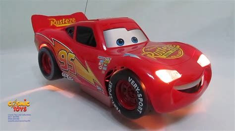 Cars Lightning Mcqueen Remote Controlled (big)