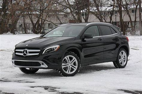 review  mercedes benz gla   quirky  easy