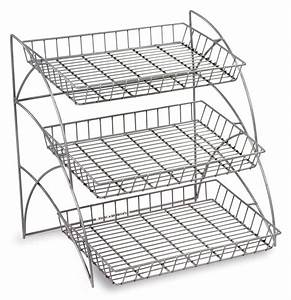 3 Shelf Wire Shelving Racks