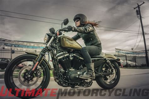 harley davidson iron  preview  specs