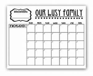 1000 ideas about calendar templates on pinterest With vinyl calendar template