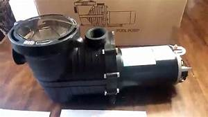 Xtremepowerus 1 5 Hp In Ground Pool Pump Review