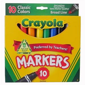Crayola Markers Just $0.78 at Target - Sisters Shopping on ...