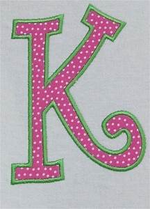 embroidery applique alphabet letters quotes With free applique letters for embroidery machine