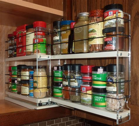 kitchen cabinet spice organizers how to end spice storage madness part 1 core77 5791