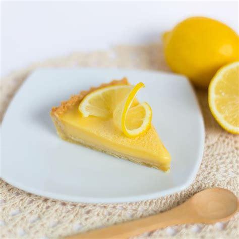 tarte au citron cuisine az recette tarte au citron sans lactose facile rapide