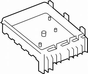 Volkswagen Rabbit As Required Use  Fuse Box  Relay Plate