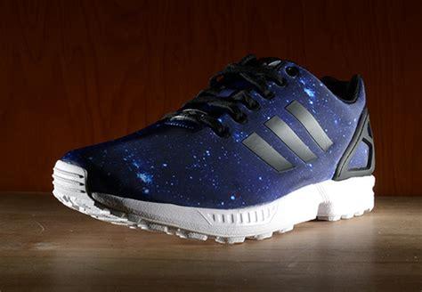 adidas originals zx flux space print sneakernewscom