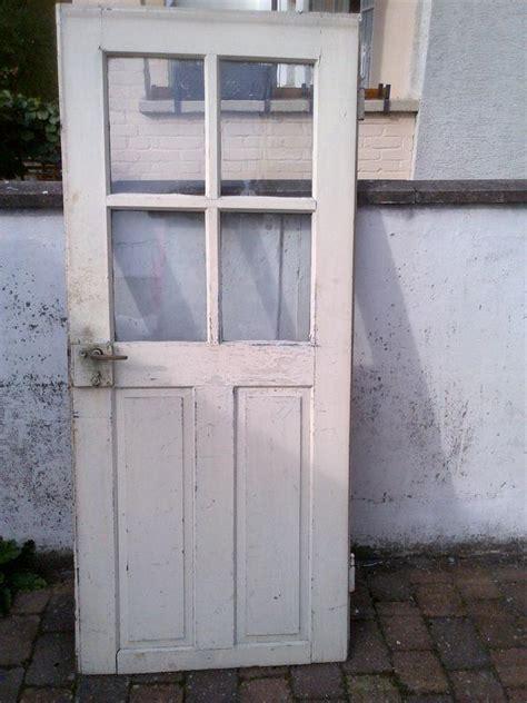Holztür Mit Glaseinsatz by Sonstige Bau Heimwerker Bau Und Heimwerkerbedarf