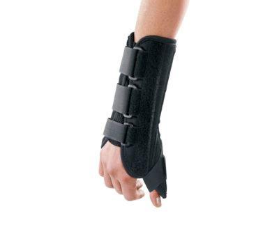 Wrist Brace is a compression stabilizing wrap | PAIN ...