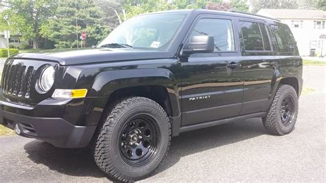 jeep patriot off road tires my first post had a quick question about tires