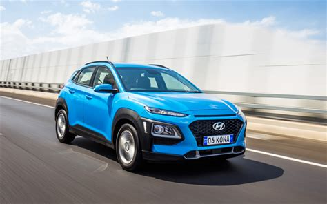 Hyundai H1 4k Wallpapers by Wallpapers 4k Hyundai Kona Crossovers 2018