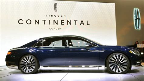 New 2019 Lincoln Continental Release Carmodel
